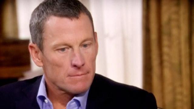 Armstrong chez Oprah